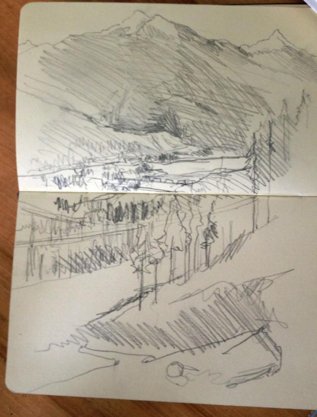 Revelstoke from Mt Boulder 24.07.16