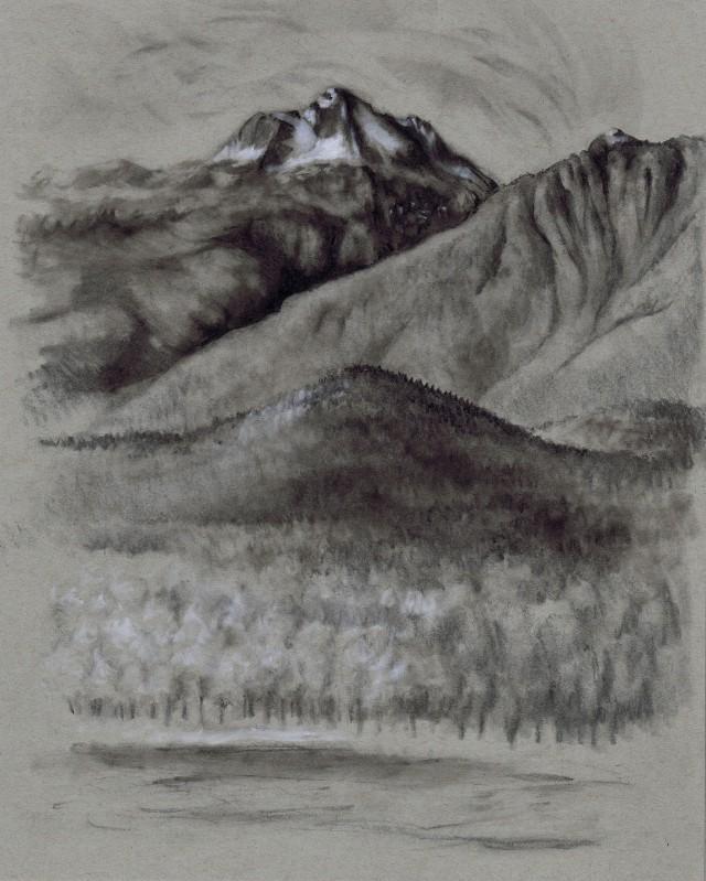 Mt Begbie smaller