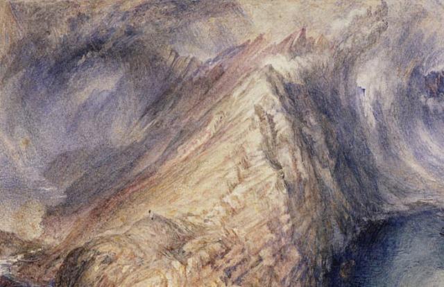 Turner, Loch Curalsk, Skye
